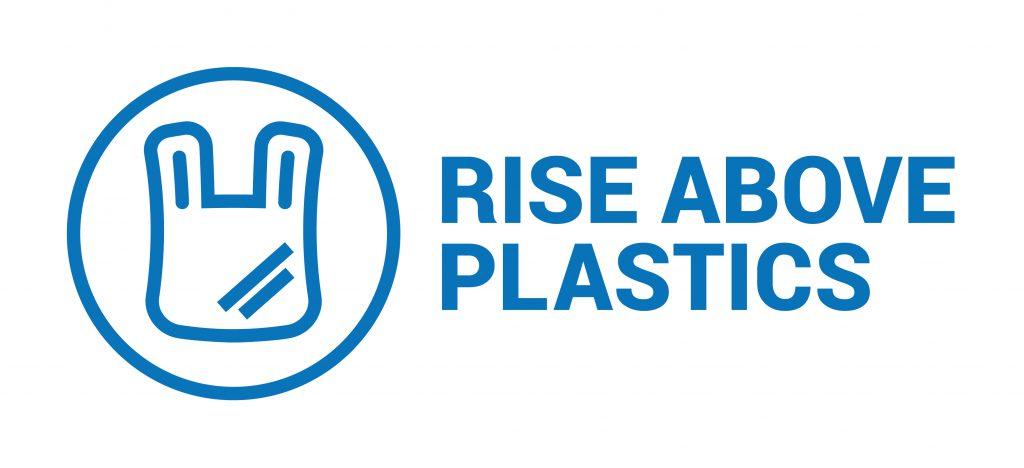 Rise Above Plastics Bring Your Own Bag