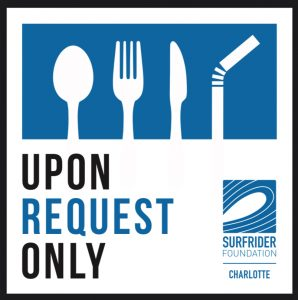 "Surfrider Foundation Charlotte Launches ""Choose To Reuse"" Educational Campaign to Reduce Single-Use Waste"